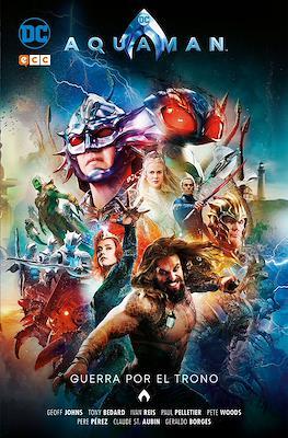 Aquaman: Guerra por el trono (Cartoné 224 pp) #