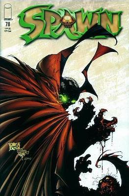Spawn (Comic Book) #78