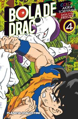 Bola de Drac Color: Saga d'en Freezer #4