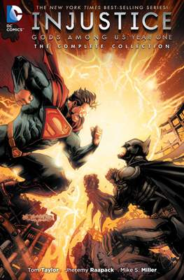 Injustice: Gods Among Us - The Complete Collection