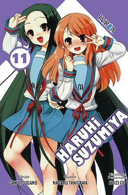 Haruhi Suzumiya #11