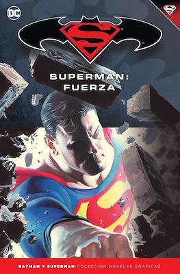 Batman y Superman. Colección Novelas Gráficas (Cartoné) #30