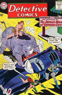 Detective Comics Vol. 1 (1937-2011; 2016-) (Comic Book) #315