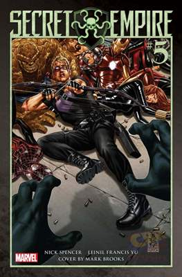 Secret Empire (Comic-book) #5