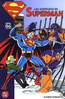 Las aventuras de Superman (2006-2007) #6