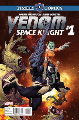 Timely Comics: Venom Space Knight