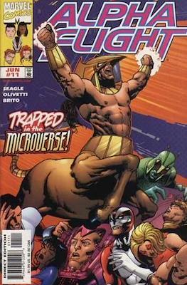 Alpha Flight Vol. 2 (1997-1999) (Comic Book) #11