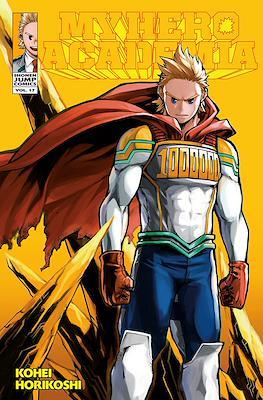 My Hero Academia (Paperback) #17