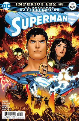 Superman Vol. 4 (2016-2018) #33