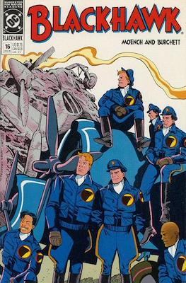 Blackhawk Vol 3: (1989-1990) (Comic-book.) #16