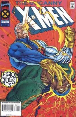 The Uncanny X-Men (1963-2011) (Comic-Book) #321