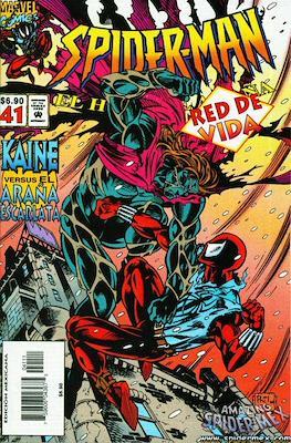 Spider-Man el Hombre Araña (1996-1998) (Grapa) #41