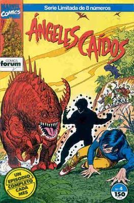 Ángeles Caídos Vol. 1 (1991) (Grapa 24 pp) #4