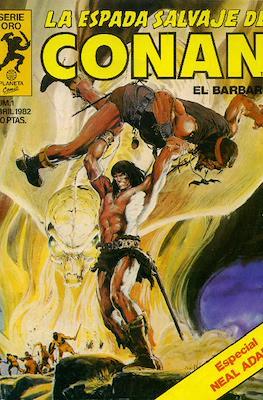 La Espada Salvaje de Conan. Vol 1 (1982-1996) #1