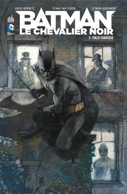 Batman. Le chevalier noir (Cartonné) #3