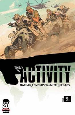 The Activity (Grapa) #9