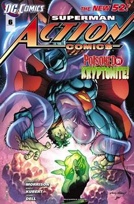 Action Comics Vol. 2 (2011-2016) (Grapa) #6