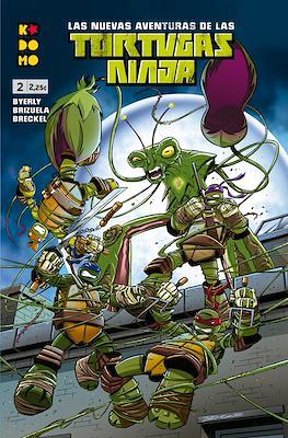 Las nuevas aventuras de las Tortugas Ninja (Grapa 24 pp) #2
