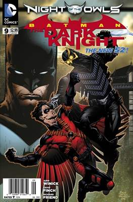 Batman: The Dark Knight Vol. 2 (2012-2015) #9