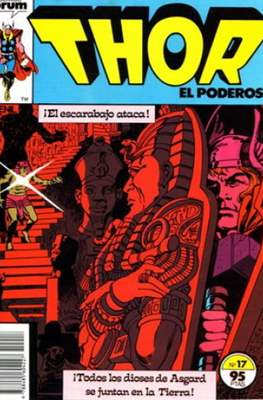 Thor, el Poderoso (1983-1987) (Grapa 36 pp) #17