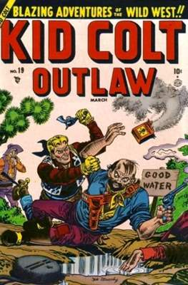 Kid Colt Outlaw Vol 1 #19