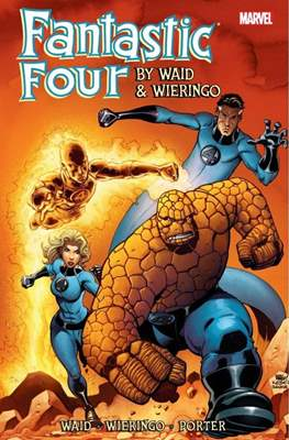Fantastic Four by Waid & Wieringo Ultimate Collection (Paperback) #3
