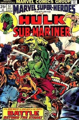 Marvel Super-Heroes (Grapa) #51