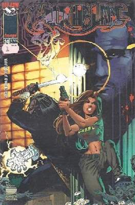 Witchblade (1997-2001) (Grapa, 24 páginas) #24