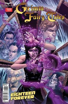 Grimm Fairy Tales (Comic Book) #123