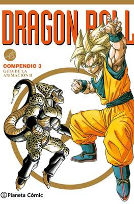 Dragon Ball Compendio #3