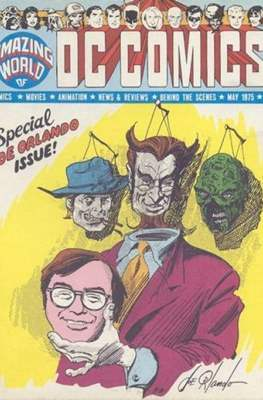 Amazing World of DC Comics #6
