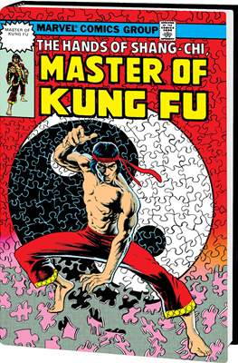 The Hands of Shang-Chi Master of Kung Fu (Variant Cover) #3