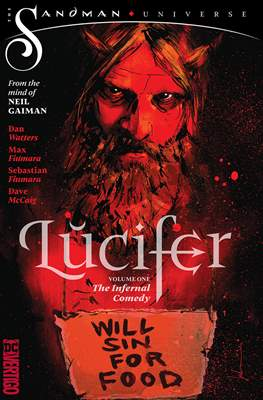 Lucifer Vol. 3 (Softcover 200 pp) #1