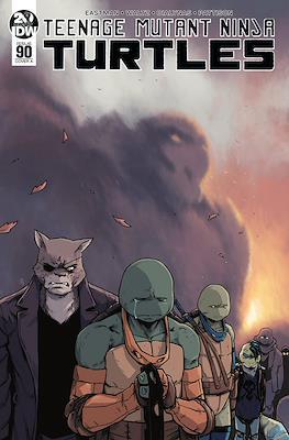 Teenage Mutant Ninja Turtles (2011-...) (Comic-book) #90