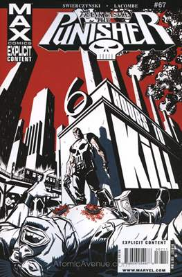 The Punisher Vol. 6 (Comic-Book) #67