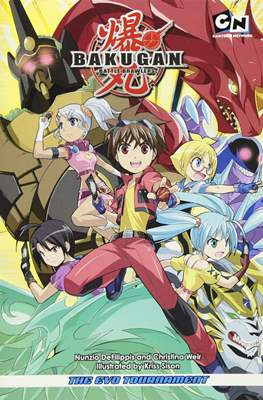 Bakugan Battle Brawlers: The Evo Tournament