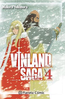 Vinland Saga (Rústica con sobrecubierta) #4
