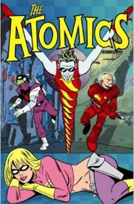 The Atomics: Spaced Out & Grounded In Snap City