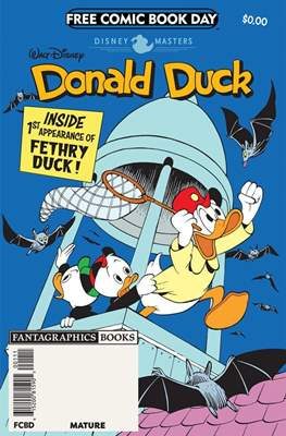 Dysney Masters Donald Duck - Free Comic Book Day 2020