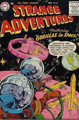 Strange Adventures (Comic Book) #64