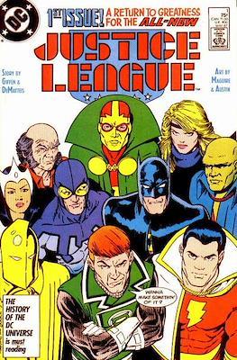 Justice League / Justice League International / Justice League America (1987-1996)