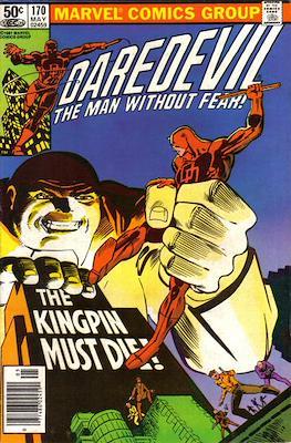 Daredevil Vol. 1 (1964-1998) (Comic Book) #170