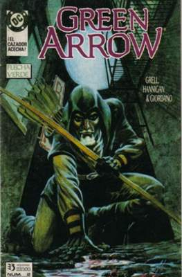 Green Arrow (1989) (Grapa, 26 páginas) #2