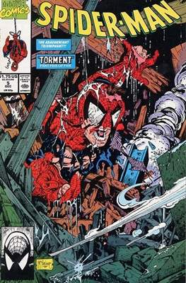 Spider-Man (Vol. 1 1990-2000) (Comic Book) #5