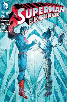 Superman: El hombre de acero (2013-2015) (Grapa) #5