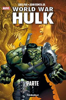 World War Hulk (Rústica) #3