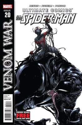 Spiderman: Miles Morales - Ultimate Integral #3