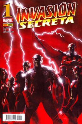 Invasión Secreta (2008-2009) (Grapa) #1