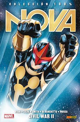 Nova. 100% Marvel (Rústica con solapas) #7