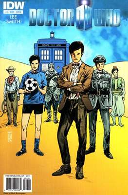 Doctor Who - Vol. 2 #8